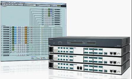 extron 推出12x8数字音频矩阵处理器