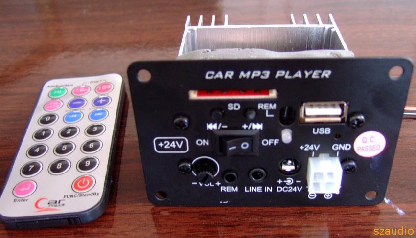 """本公司专业设计、生产、销售电脑音箱MP3解码板、车载MP3解码板、手机音箱插卡板、低音炮读卡方案、DVD读卡器、DVB读卡器等。公司秉承""""顾客至上,锐意进取""""的经营理念,坚持""""客户第一""""的原则为广大客户提供优质的服务。欢迎致电广州陈先生13711037198或加QQ673846097咨询洽谈,谢谢!"""
