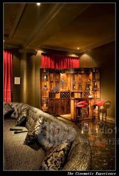 电影院吧台设计