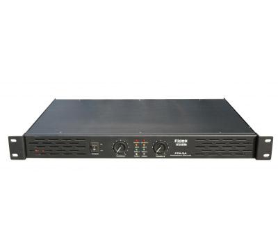 p系列功率放大器具备一般专业功放的双声道功率放大电路;2,设有立体声