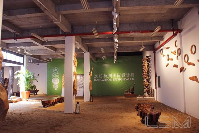 首届杭州国际设计周在南宋御街举行