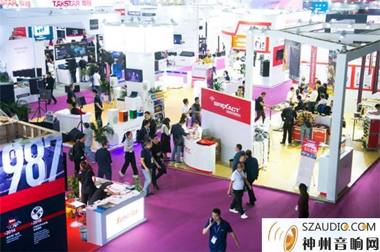 2019上海灯光音响展观众信息预登记系统今日正式启动!