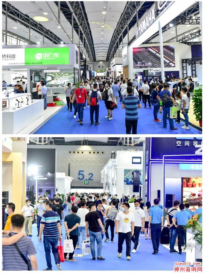 广州国际专业灯光音响展2022年2月25 �C 28日携手业界共庆20周年