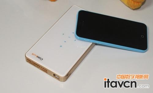 酷乐视q6旗舰版:苹果手机最强搭档