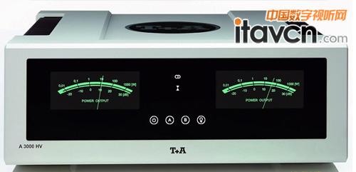 t a全新p 3000 hv前级,采用高电压电源的设计,采用分立元件全平衡放大