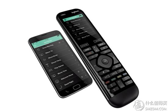 智能家居必备 罗技发布万能遥控器 一键开启家庭影院