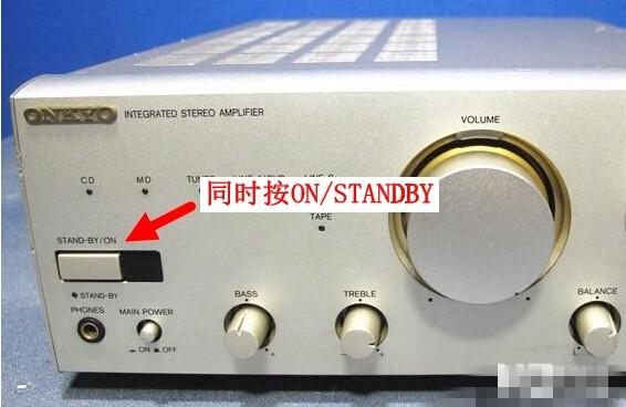 【汇总】世界主流AV功放如何恢复出厂设置?