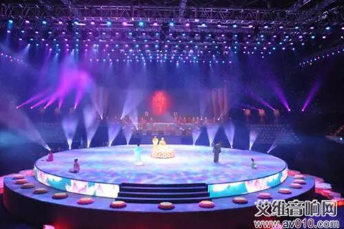 舞台灯光设计有什么规则?