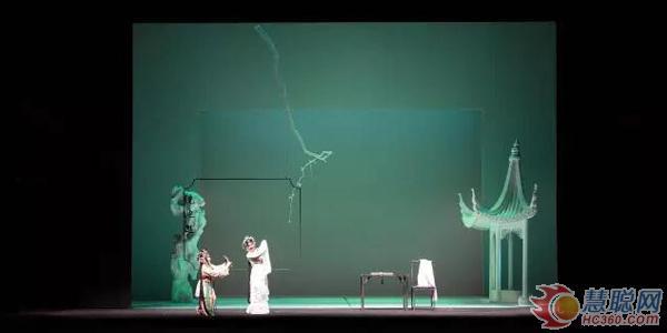 周正平灯光设计作品《牡丹亭》入围wsd2017第四届世界舞台美术展