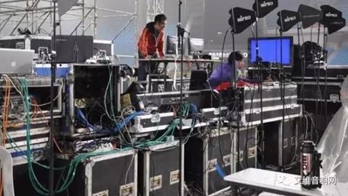 音响电平指示电路