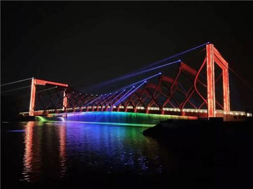 hdl助力扬州打造文化传承项目 别出心裁装点剪影桥