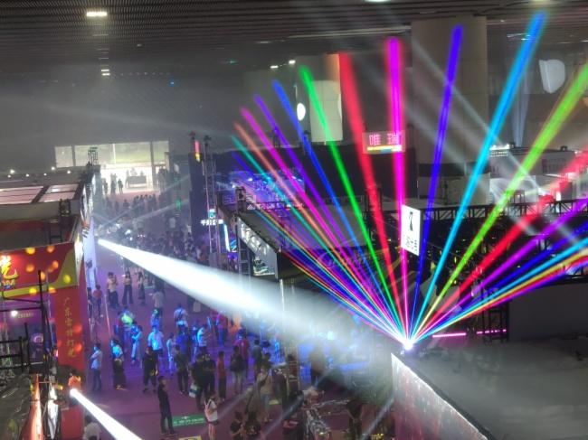 2020广州国际专业灯光、音响展览会盛大开幕!